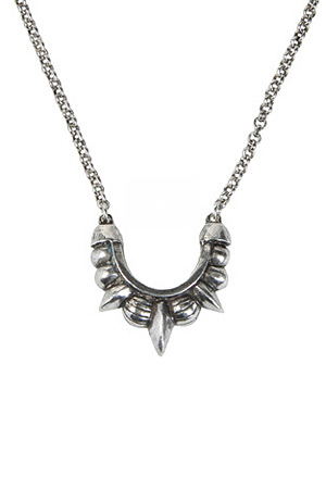 forum buys - Pamela Love necklace