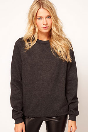 ASOS boyfriend sweater - forum buys