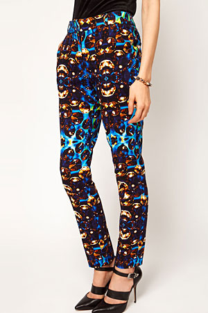 ASOS jewel print pants - forum buys