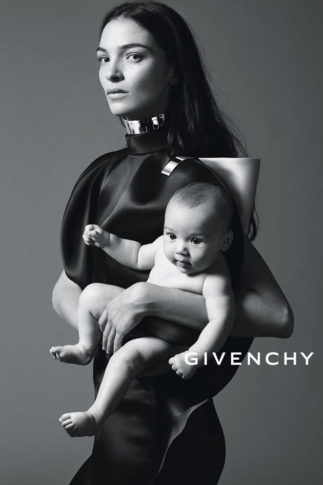 Mariacarla boscono and baby feature in riccardo tiscis buddy filled spring 2017 givenchy campaign video forum buzz