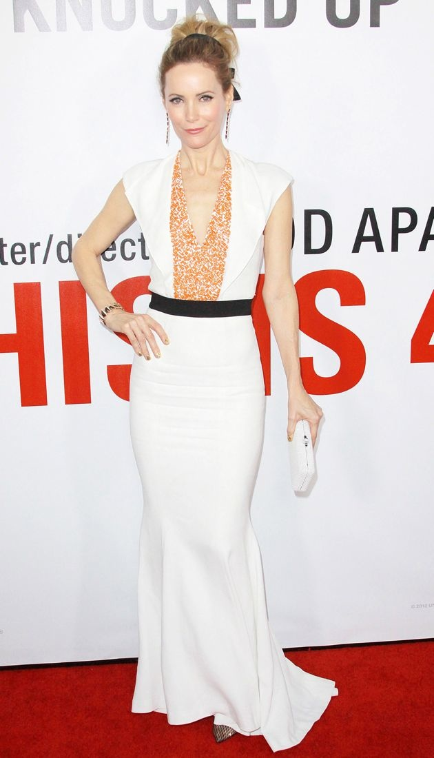 Leslie Mann Los Angeles premiere of This Is 40