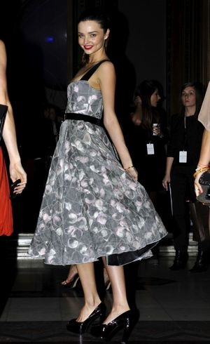 Miranda Kerr Louis Vuitton Australian flagship Maison store opening afterparty Sydney Dec 2011