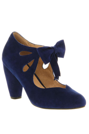 Office blue heels - forum buys