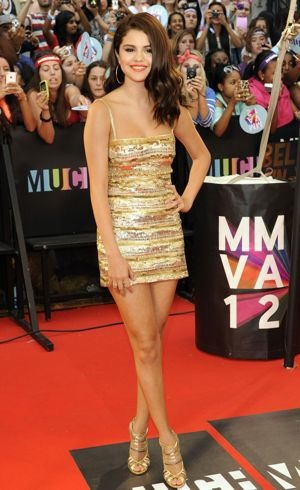 Selena Gomez 2012 MuchMusic Video Awards Toronto June 2012