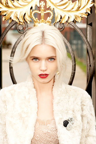 Abbey Lee Kershaw for Portman's