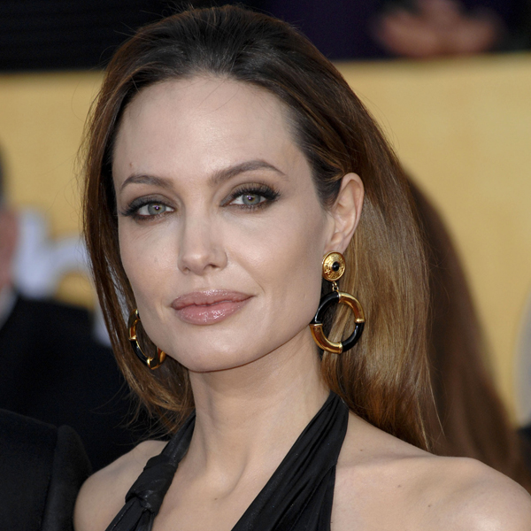 Angelina Jolie Beauty Look Of The Week Thefashionspot