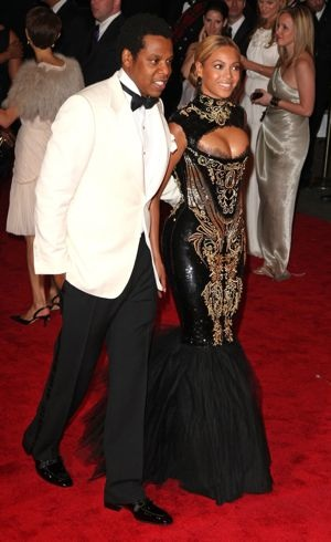 Beyonce and Jay-Z Met Gala New York City May 2011