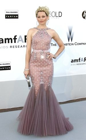 Elizabeth Banks 2010 Cannes International Film Festival amfAR Cinema Against AIDS Gala May 2010