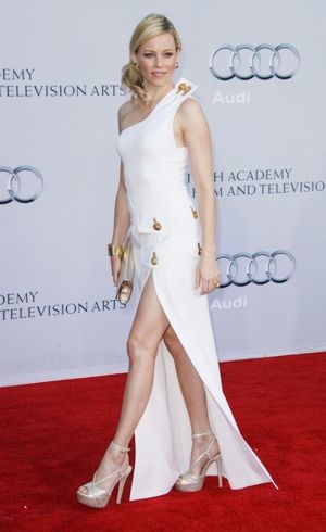 Elizabeth Banks BAFTA Brits To Watch Gala Los Angeles July 2011