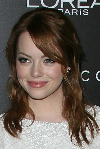 Emma Stone 5th Annual ESSENCE Black Women In Hollywood Luncheon Beverly Hills cropped