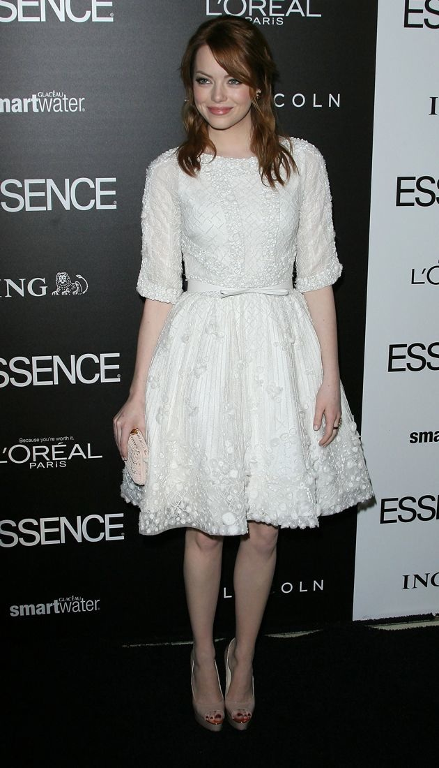 Emma Stone 5th Annual ESSENCE Black Women In Hollywood Luncheon Beverly Hills