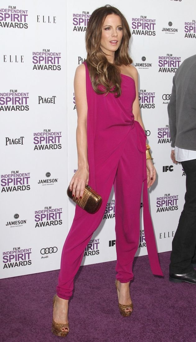 Kate Beckinsale 27th Annual Independent Spirit Awards Santa Monica