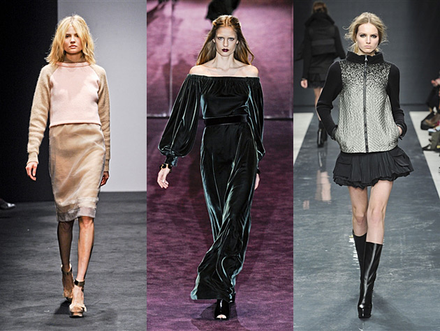Milan Fashion Week Fall 2012 Hits - No. 21, Gucci, Jo No Fui