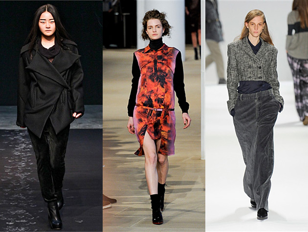 NYFW Misses Part 1 - Kimberly Ovitz, Cynthia Rowley, Richard Chai Love