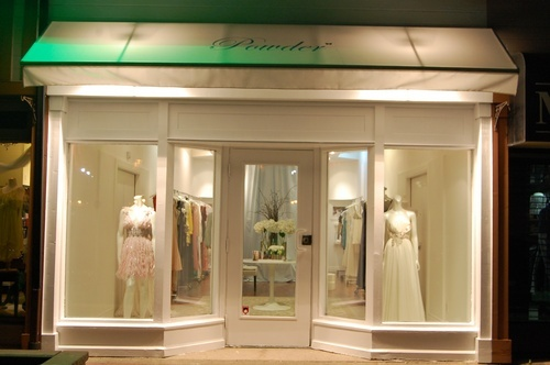 Powder Bridal & Evening Dress Boutique - theFashionSpot