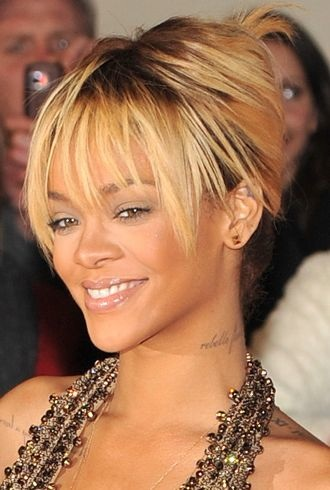 Rihanna 2012 Brit Awards London cropped