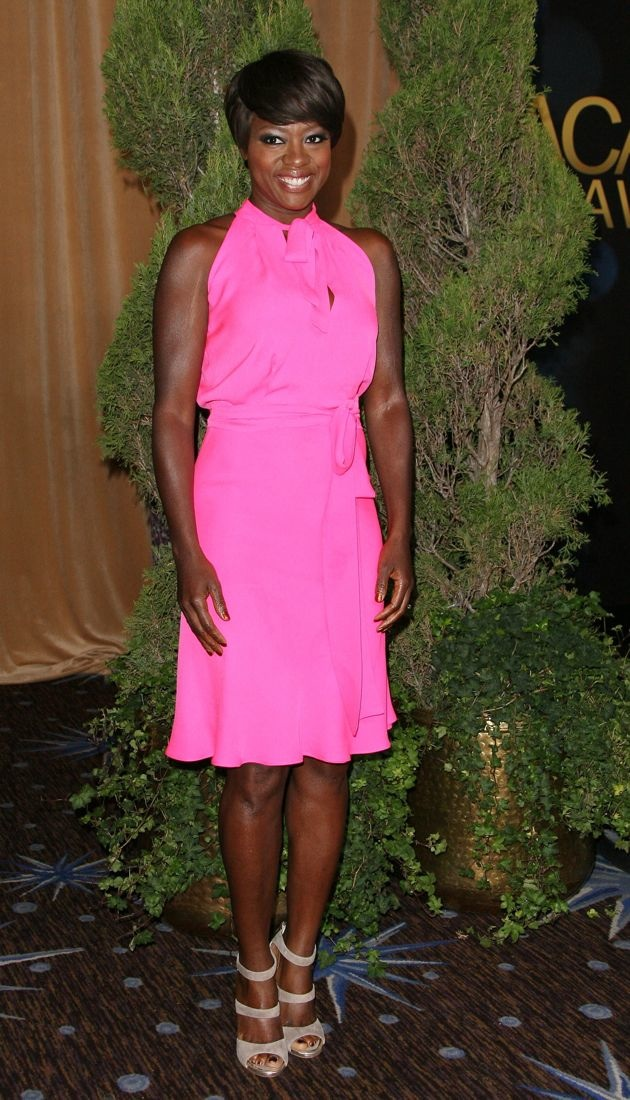 Viola Davis 84th Annual Academy Awards Nominees Luncheon Los Angeles