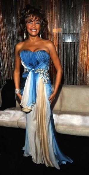 Whitney Houston 51st Annual GRAMMY Awards Feb 2009