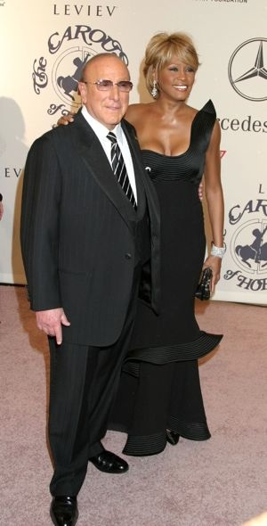 Whitney Houston The Mercedes-Benz 17th Carousel of Hope gala Beverly Hills Oct 2006