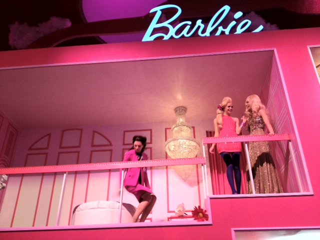 Barbie The Dream Closet Thefashionspot