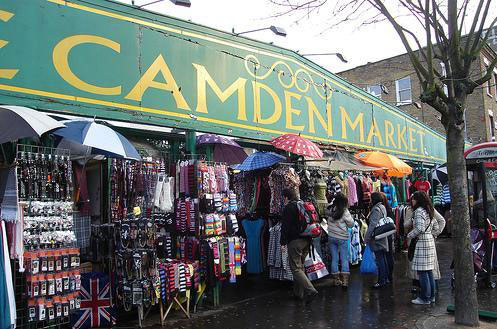 World 39 s best shopping streets camden market london thefashionspot - Boutique vintage londres ...