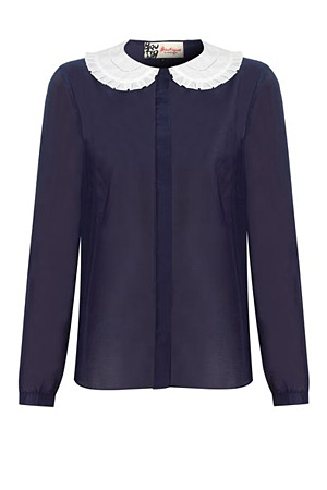 forum buys - Jaeger blouse