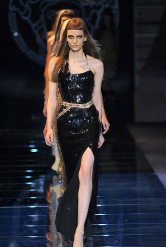 Versace Fall 2012 Runway Review Thefashionspot
