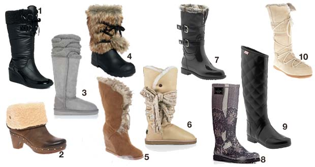 Top 10 Winter Boots - theFashionSpot