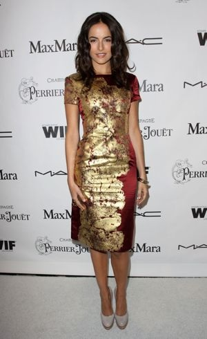 Camilla Belle 3rd Annual Women In Film Pre-Oscar Party Los Angeles March 2010