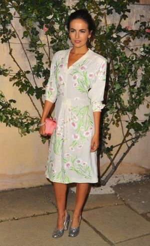 Camilla Belle MIU MIU presents Lucrecia Martel July 2011