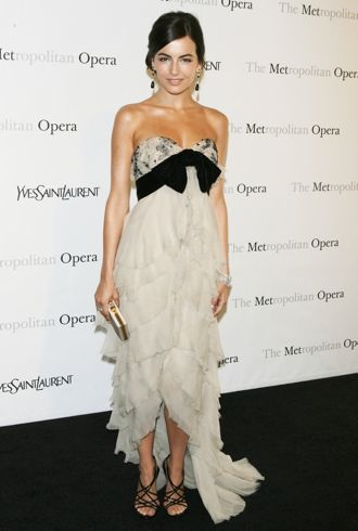 Camilla Belle The Metropolitan Opera Premiere of Armida New York City April 2010 cropped