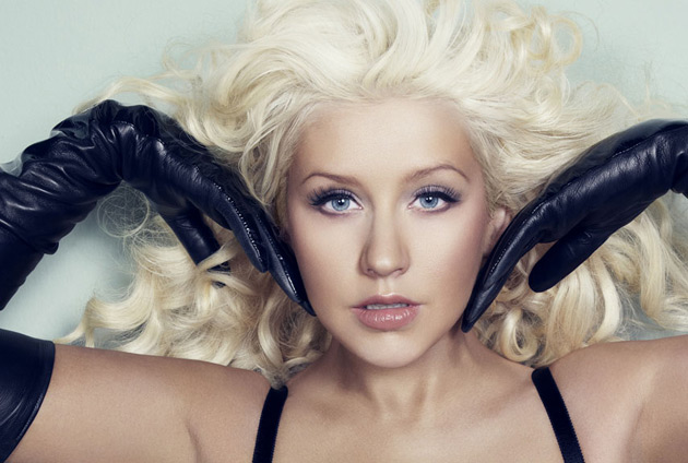 Christina Aguilera's Marie Claire Cover is a Pleasant ...