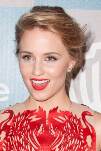 Dianna Agron Look Of The Day TheFashionSpot