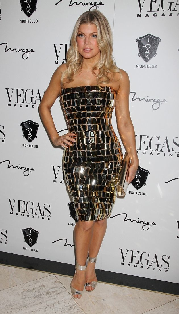 Fergie The New Year's Eve party Las Vegas