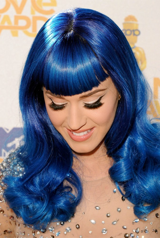 Katy Perry Fake Eyelashes