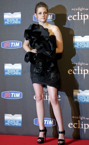 Kristen Stewart The Rome premiere of The Twilight Saga Eclipse June 2010