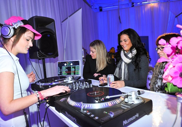 RALPH LAUREN BIG PONY FRAGRANCE LAUNCH DJ