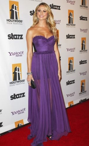 Stacy Keibler 15th Annual Hollywood Film Awards Gala Beverly Hills Oct 2011