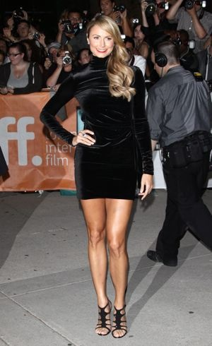 Stacy Keibler 36th Annual Toronto International Film Festival Ides Of March Premiere Sept 2011