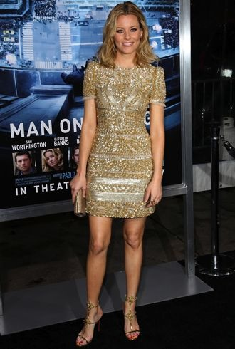 Elizabeth Banks And Other Best Dressed Celebritiess Of The