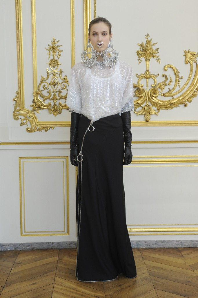 Givenchy Haute Couture Spring 2012 Thefashionspot