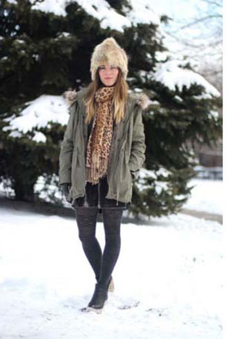 Cold Weather Style Bloggers Show Us How To Look Chic Thefashionspot