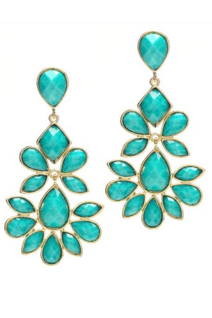 forum buys - Amrita Singh earrings