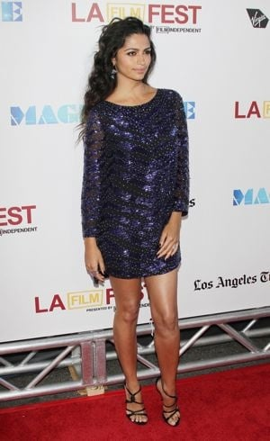Camila Alves 2012 Los Angeles Film Festival premiere Magic Mike June 2012