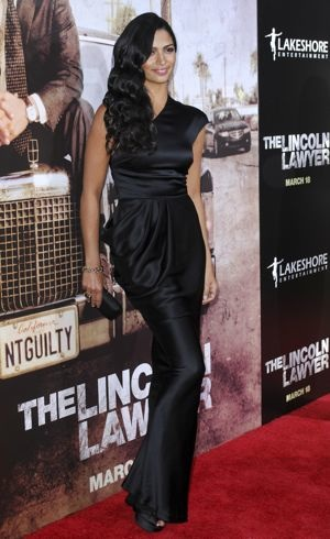 Camila Alves Screening of The Lincoln Lawyer Los Angeles March 2011