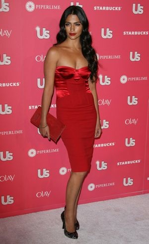 Camila Alves US Weekly Annual Hot Hollywood Style Issue Event Hollywood April 2011