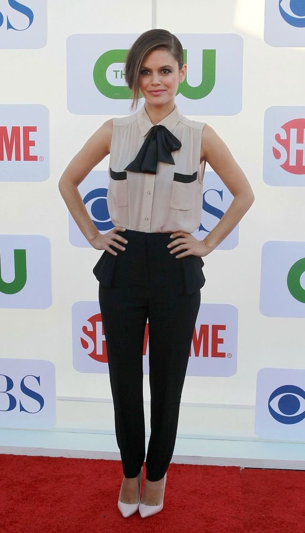 Rachel Bilson CBS Showtime CW Summer 2012 Press Tour Beverly Hills