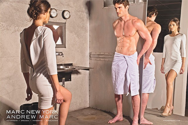 Finally! A Fashion Ad Campaign Inspired By 'Fifty Shades of Grey'