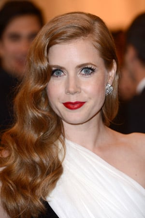 Amy Adams Old Hollywood waves