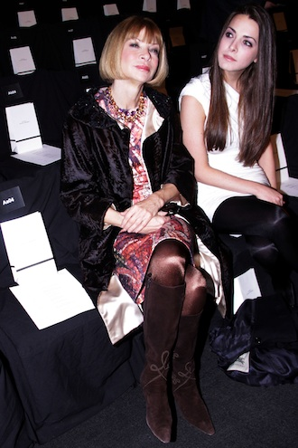 Anna Wintour Bee Shaffer